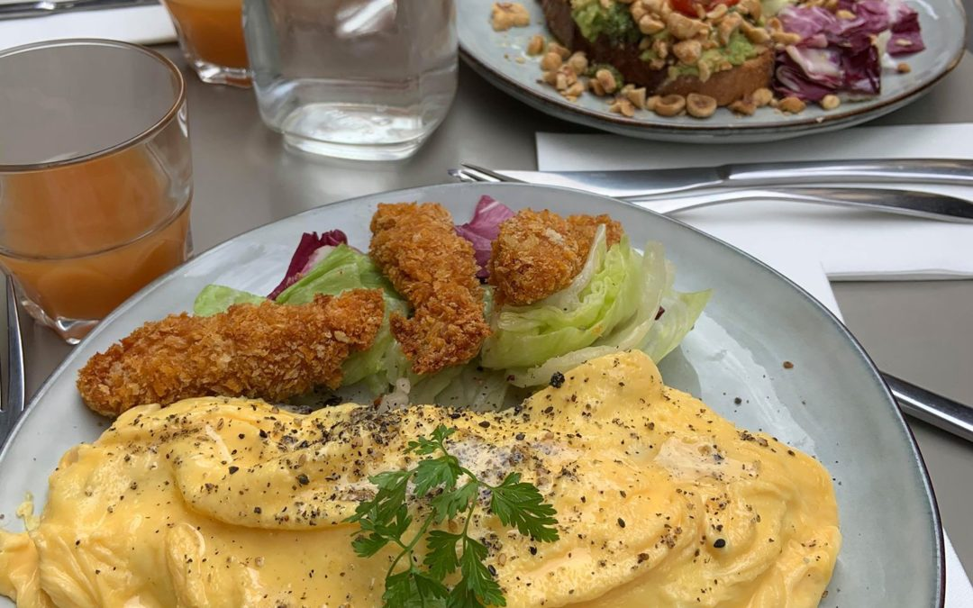 Brunch du samedi : Immersion Paris